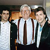 Phil Donahue & a Friend '87